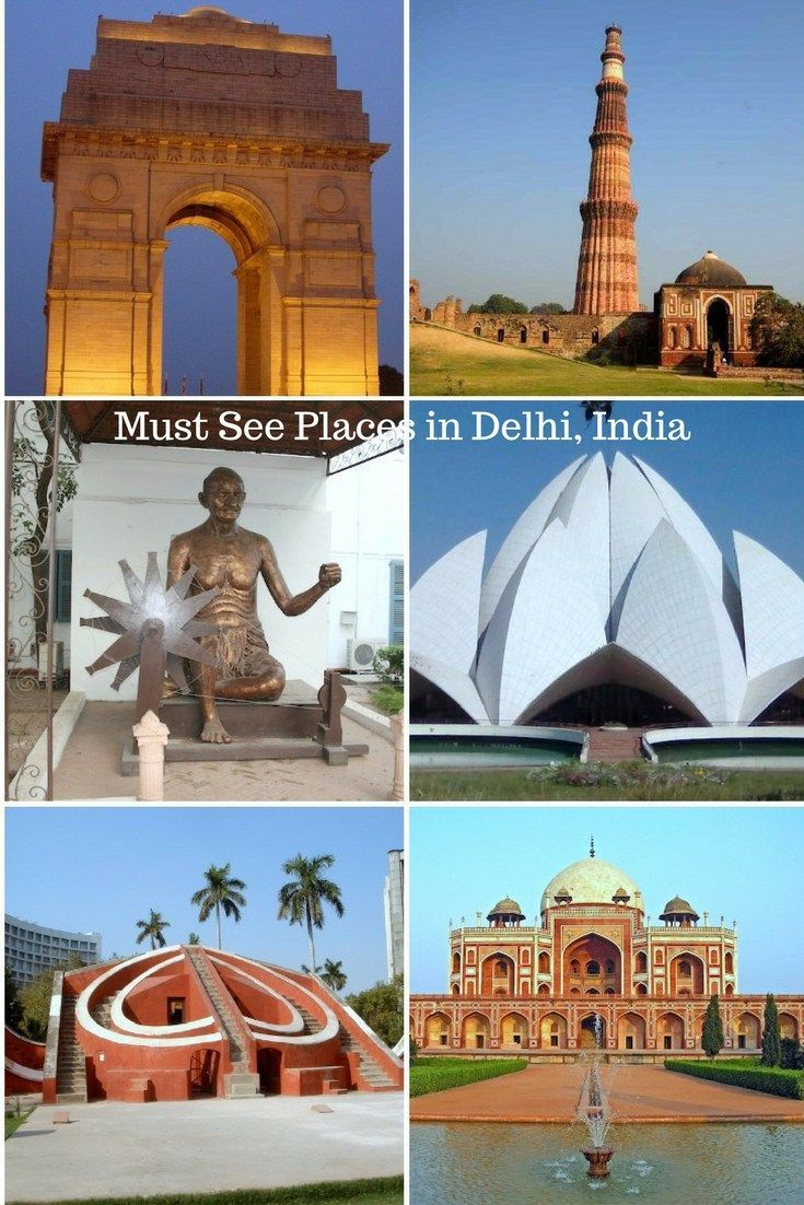 25 Must See Places In Delhi With Family Delhi Travel Australia Travel Asia Travel