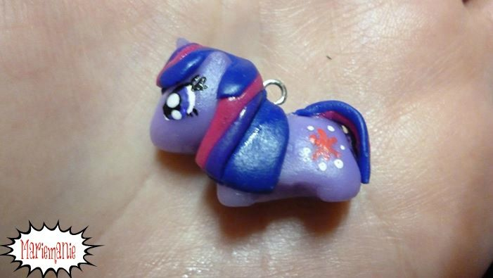 Collar Twilight Sparkle de My Little Pony