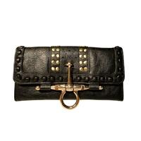 Kardashian Kollection - Metal Fitting Wallet  Was $49 Now $35