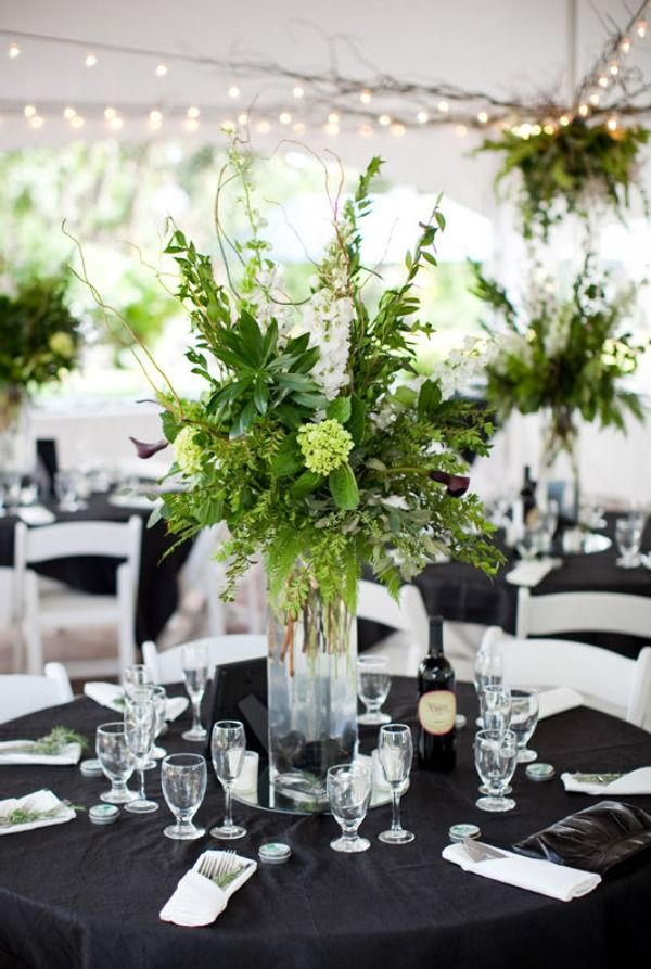 Best images about flower arrangements with green