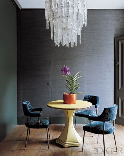Thanks To Chicago Design Blog For This Great Picture Of A Unique Chandelier