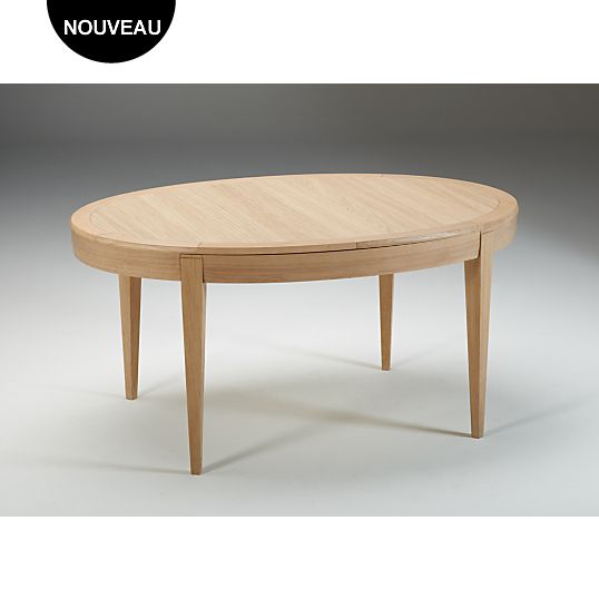 Les 25 meilleures id es de la cat gorie table ovale sur for Table qui s allonge