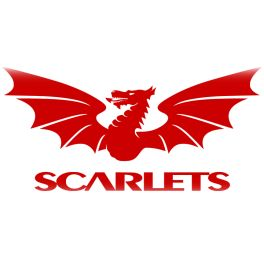 The Scarlets are one of the four professional Welsh regional rugby union teams. Based in Llanelli, south-west Wales the team play at the Parc y Scarlets stadium. http://www.scarlets.co.uk/