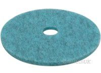 "21"" Blue Blend Burnishing Pad"