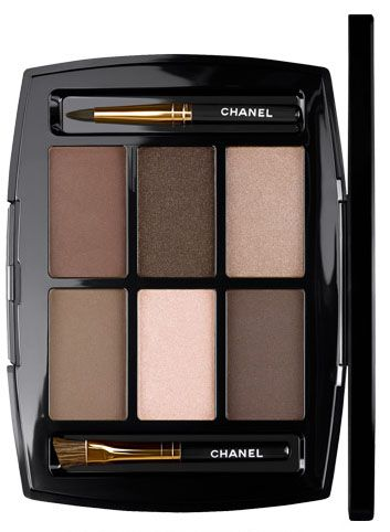 Chanel Must-have: Les Regards de Chanel – all-in-one eye makeup palette