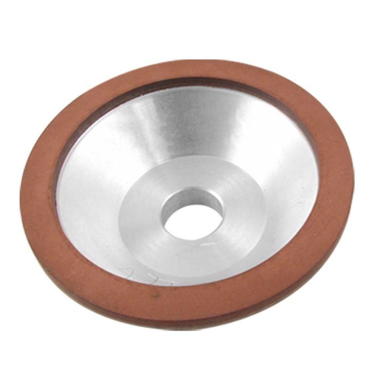 Wsfs Hot 100x32x20x10x3mm Resin Bonded Flaring Cup Diamond