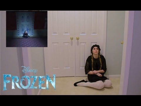 Do You Want To Build A Snowman? - From Disney's FROZEN - Music Video Cov...