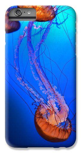 iPhone 6 Plus Case. Jellyfish by Nikolyn McDonald