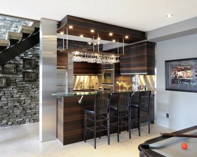 Captivating Home Bars