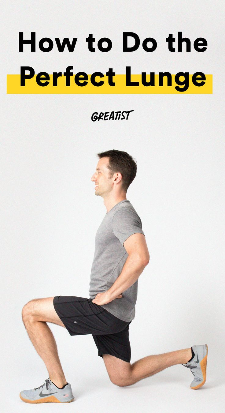 how to do jump lunges
