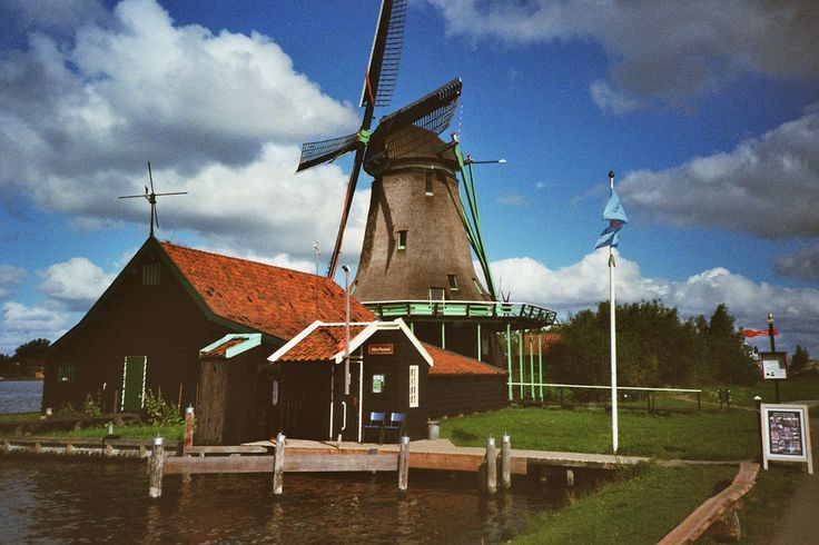 windmill de Hen by robert lotman on 500px