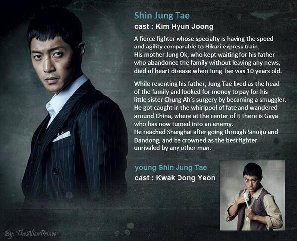 Shin jung tae