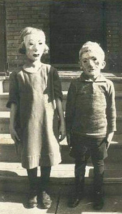 Scary Halloween Short Story Print