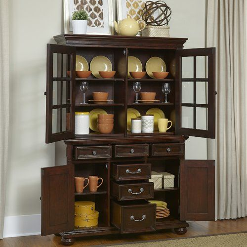 Home Marketplace Colonial Classics Collection Buffet Hutch