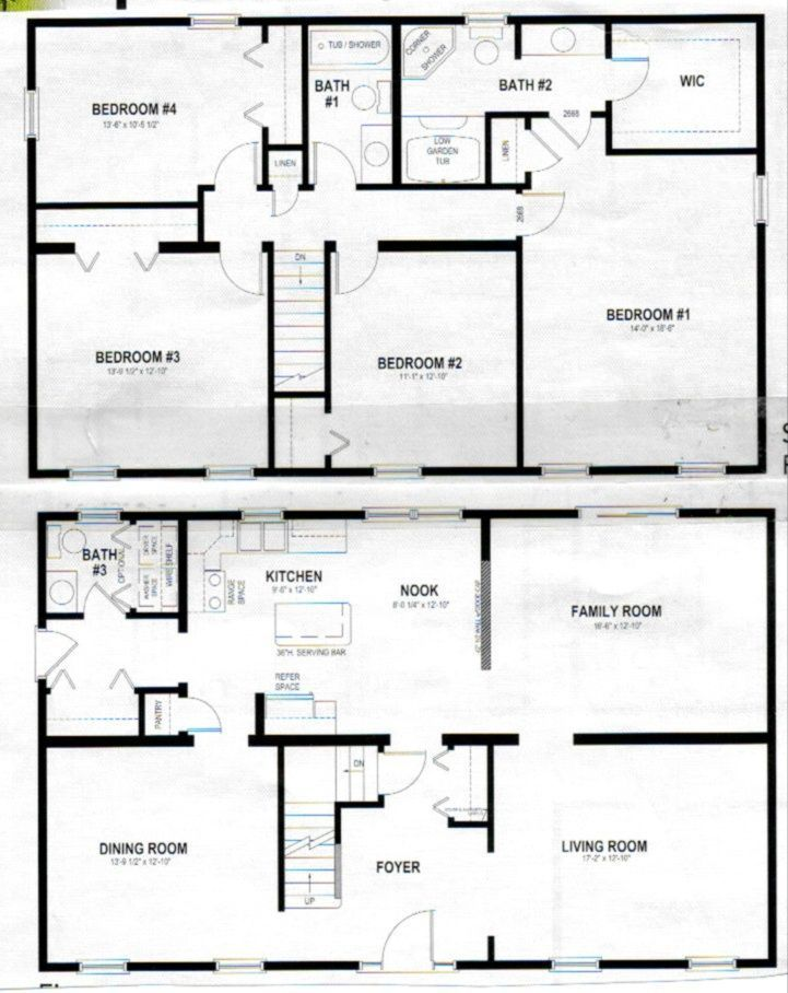 Fight Back Against Spammers Two Story House Plans Barndominium Floor Plans Square House Plans
