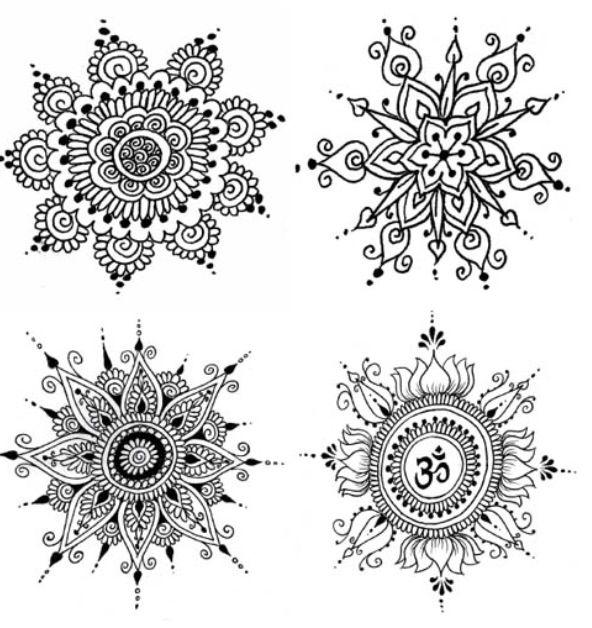 Mandalas by Artistic Adornment