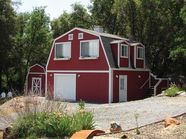 Barn Garages With Apartment 24x24 Barn Garage W 2nd