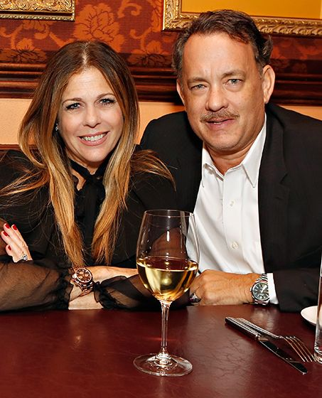 Rita Wilson & Tom Hanks ~ married in 1988. They are still together. They have 2 children together, plus an additional son of Tom's from a previous marriage.