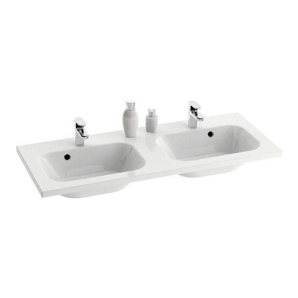 7 best Waschbecken images on Pinterest   Architecture, Bathroom ...   {Doppelwaschbecken oval 56}