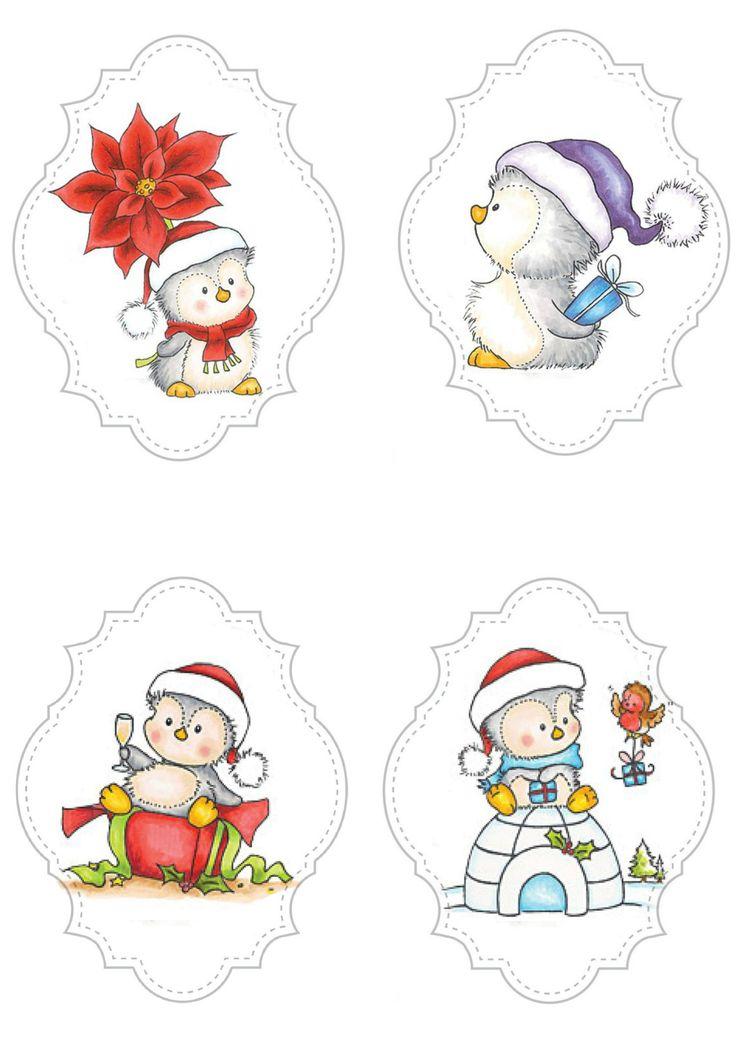 T T Christmas cuties