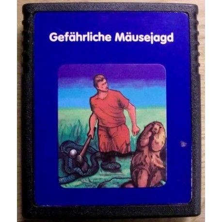 Gefärliche Mäusejagd / Atari 2600