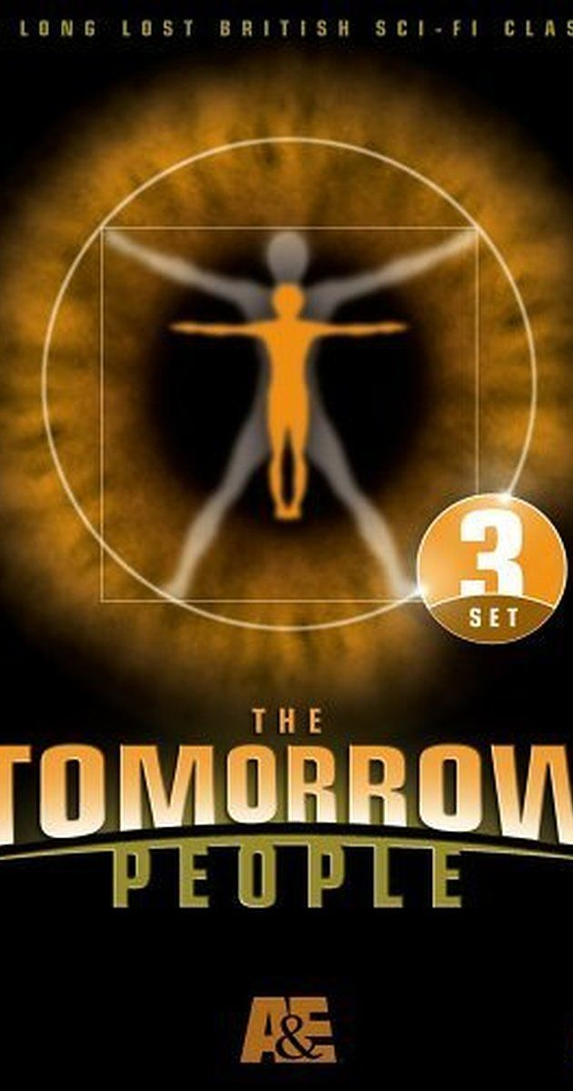 """Created by Roger Damon Price.  With Nicholas Young, Philip Gilbert, Elizabeth Adare, Peter Vaughan-Clarke. The Tomorrow People are British teens who have special powers. They can communicate to each other using telepathy. They can also transport themselves (they call it """"Jaunting""""). With the help of Tim their talking computer they battle the bad people of earth and space."""