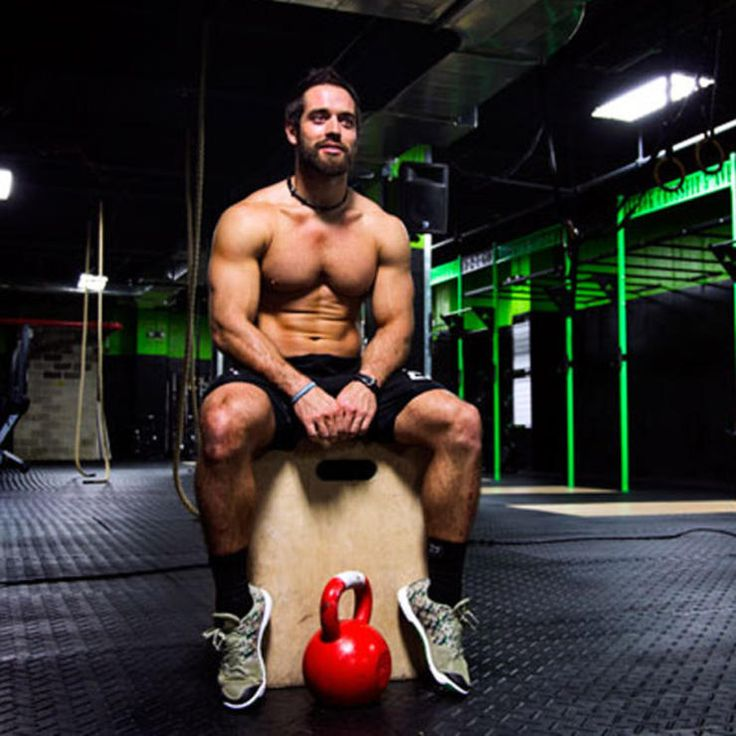 In training, you listen to your body. In competition, you tell your body to shut up ~ Rich Froning Jr., four-time CrossFit Games champion