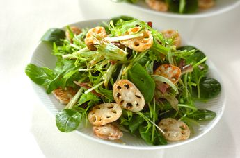 大人になったら素材の味を大切にした、こんなシンプルなサラダがうれしいかも!?