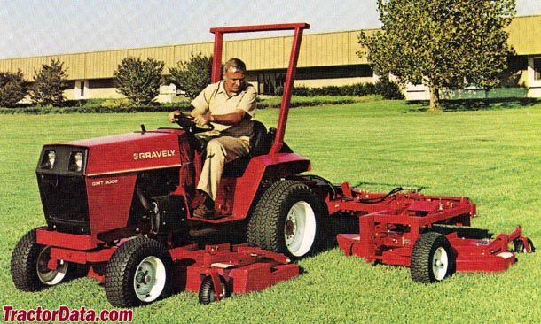 Gravely 9000 Riding Lawn Mowers Tractors Tractor Photos