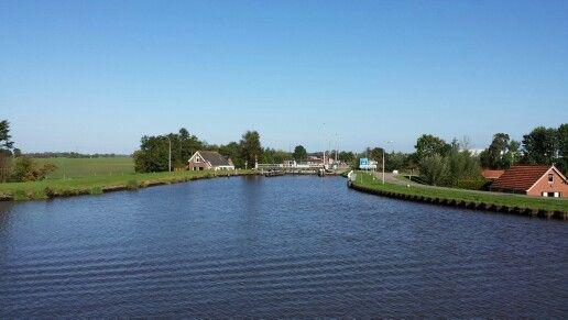 Groevesluis-noord Eemskanaal-Appingedam
