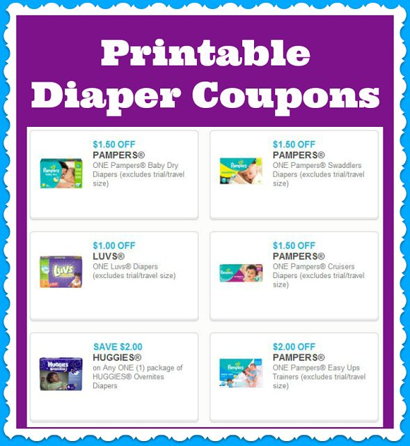 Coupon codes diapers.com