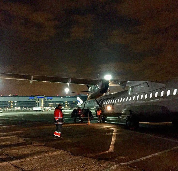 • • • • • • • • • • • • • • • • • • • • • • • • • • • • • • • • • • • • #Россия #москва #VKO #аэропорт #plane #airplane #самолет #flight #flights #фотография #photography #followme #следуйзамной #awesome #фотограф #полет #adventure #приключения #monovar #modern #interesting #красиво #beauty #ночь • • • • • • • • • • • • • • • • • • • • • • • • • • • • • • • • • • • • #airport #Moscow #Внуково #night #lights #neon ✈️• • • • • • • • • • • • • • • • • • • • • • • • • • • • • • • • • • • • ATR…