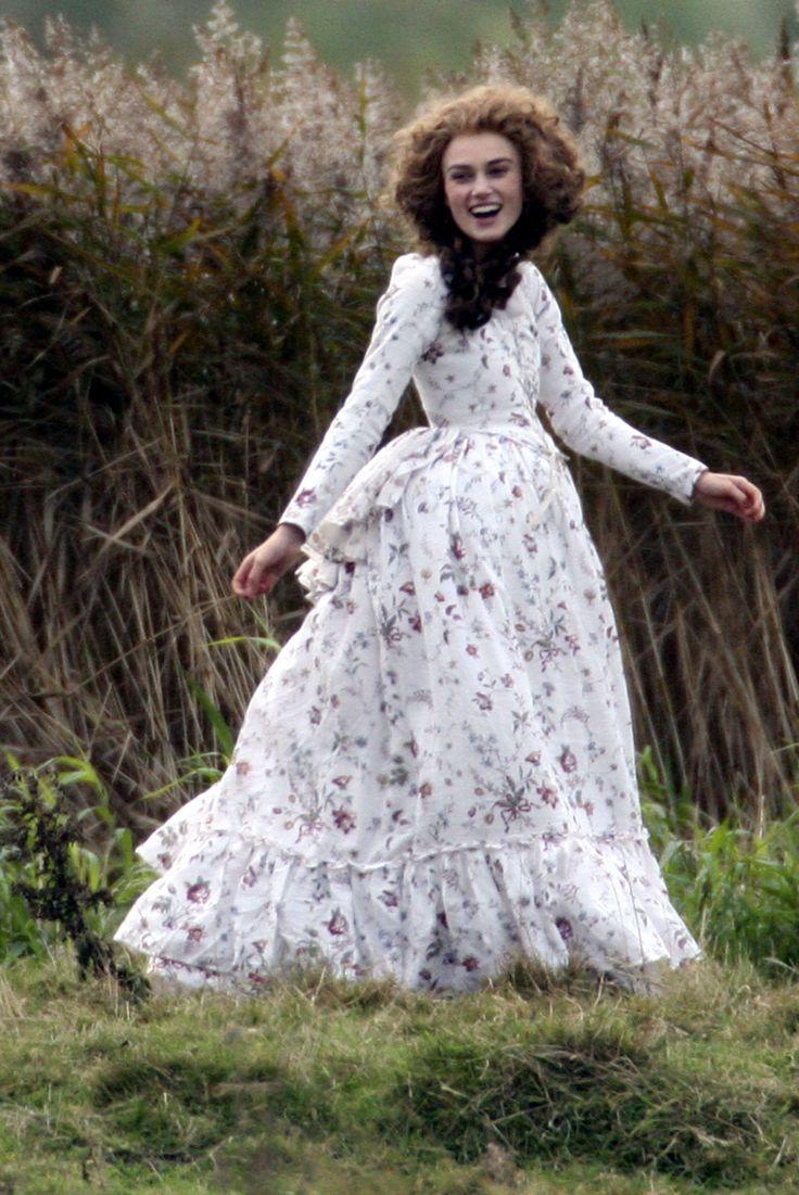 from The Duchess, worn by Kiera Knightley as Georgiana, Duchess of Devonshire