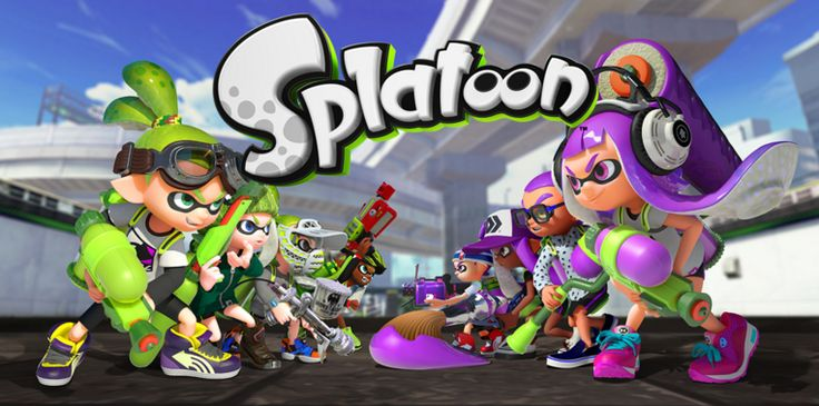 New Third Person Shooter Game Splatoon Review - Splatoon is the ideal Wii U game for individuals who need the experience of playing a shooter