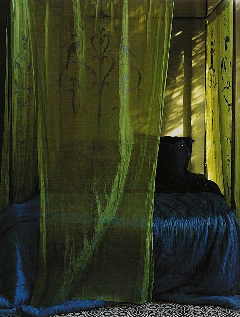 17 Best ideas about Green Curtains on Pinterest | Velvet curtains ...