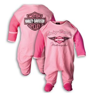 Harley Davidson Baby Clothes Glamorous 40 Best Baby Harley Davidson Images On Pinterest  Biker Baby Baby Inspiration