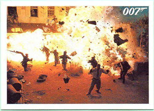 Rittenhouse 2014 James Bond Archives Casino Royale Base Card #013 @ niftywarehouse.com #NiftyWarehouse #Bond #JamesBond #Movies #Books #Spy #SecretAgent #007