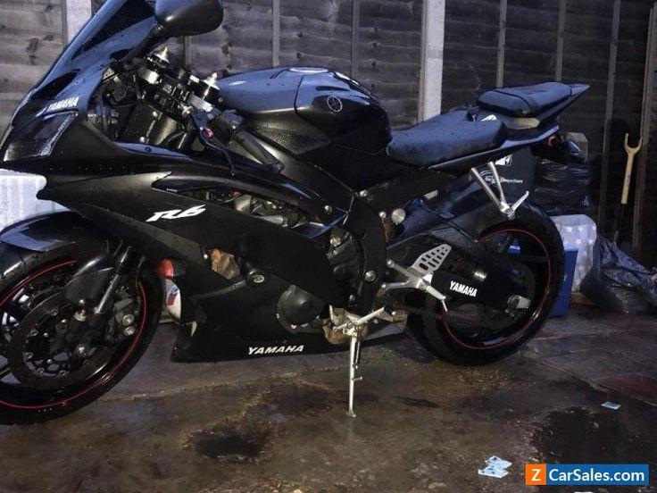 Yamaha r6 13s model 2009 #yamaha #r6 #forsale #unitedkingdom