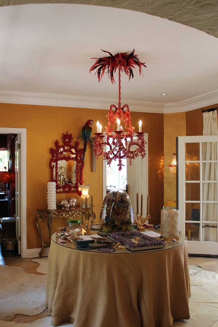 A Look Inside The Home Of Lighting Designer Marjorie Skouras House Tour Colorful RoomsApartment TherapyHouse ToursDining