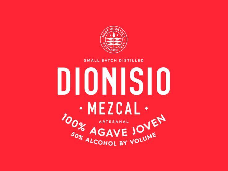 Dionisio Mezcal by Steve Wolf