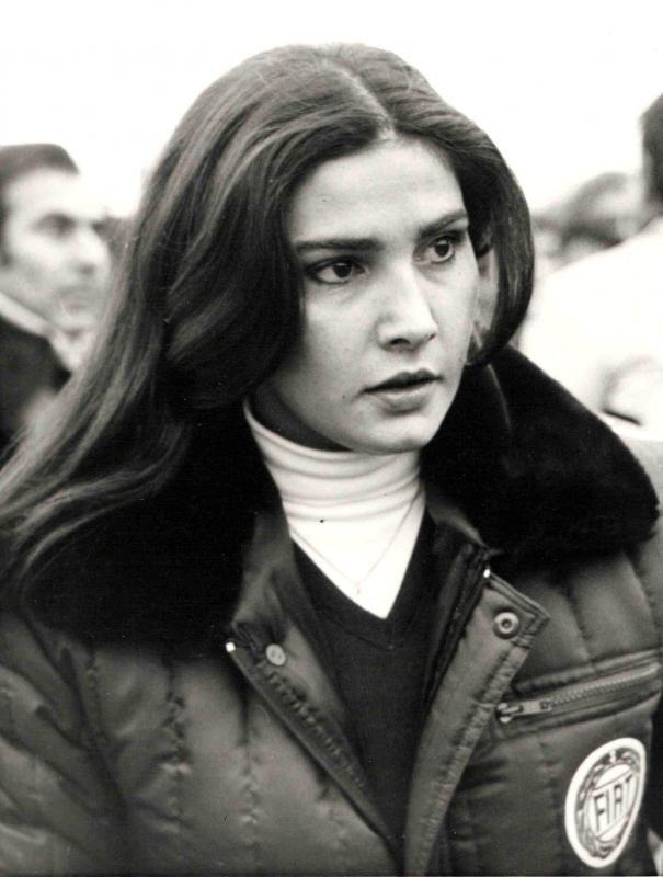 Michelle Mouton. Rally Legend.