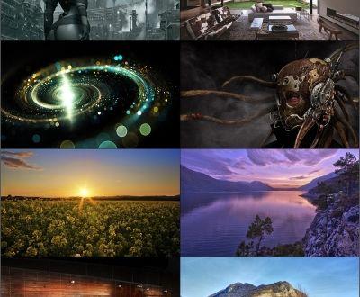 Desktop Wallpapers - Miscellaneous 235 pics (2014)