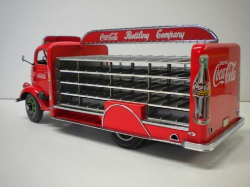 1938 gmc coca cola delivery truck from danbury mint