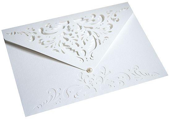 FICA-A-DICA.com: Convite de Casamento Clássico