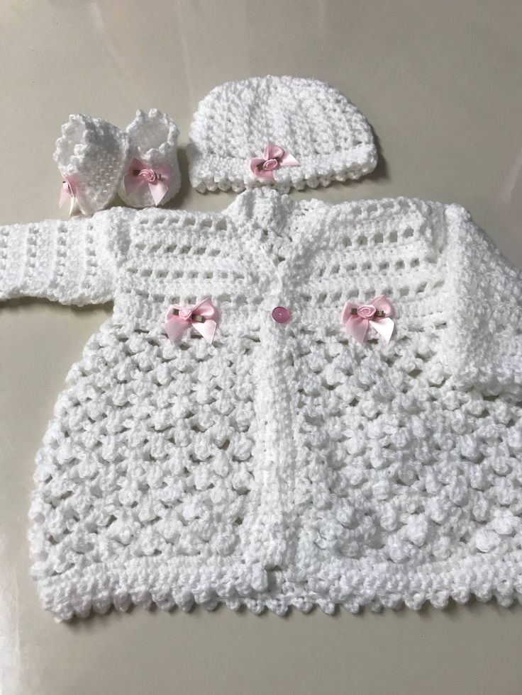 A personal favourite from my Etsy shop https://www.etsy.com/au/listing/578558424/baby-girl-set