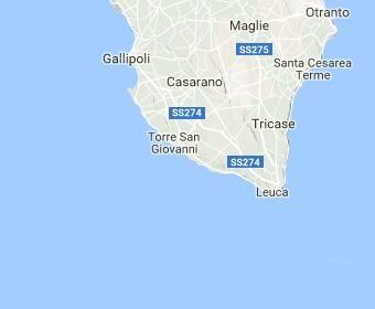 Camping Resort Riva Di Ugento (Lecce) Puglia - IT