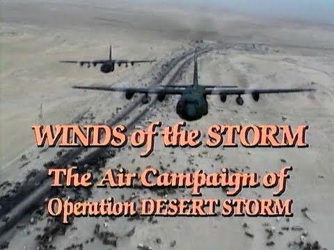 Operation Desert Storm : THE AIR WAR - YouTube