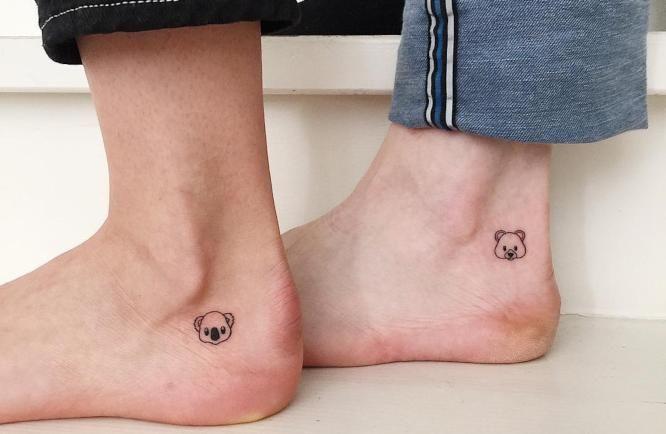 24 Increibles Tatuajes Pequenos Para Parejas Con Significado Tatuajes En Pareja Pequenos Tatuajes De Parejas Disenos De Tatuaje Polinesio