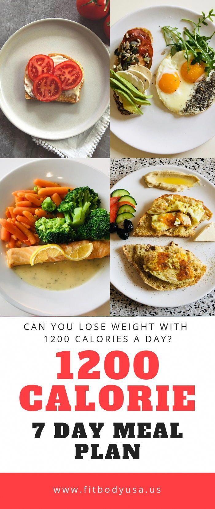 1200 Calorie Diet Keto