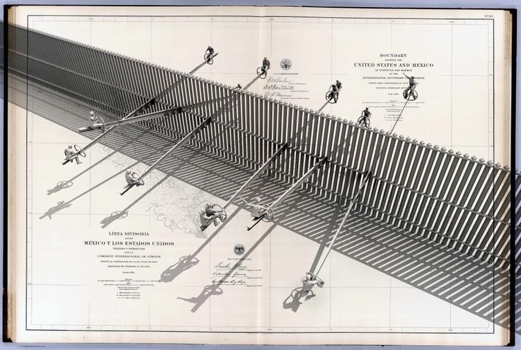 Ronald Rael - Border Wall See Saw